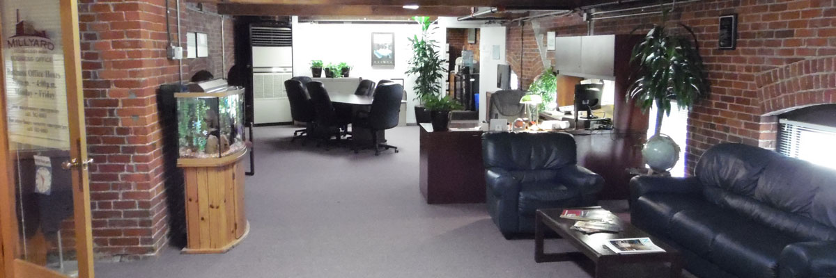 Millyard Technology offices for rent